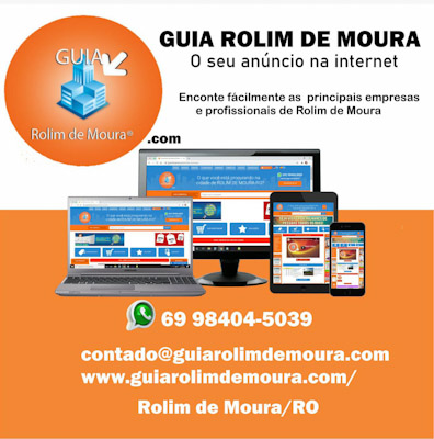 Guia Rolim de Moura Online - Marketing Digital  ROLIM DE MOURA RO